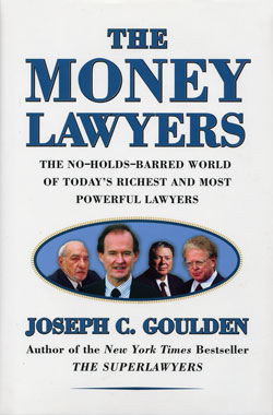 Attorney Kip Petroff Featured In The Book: The Money Lawyers: The No-Holds-Barred World Of Today's Richest And Most Powerful Lawyers